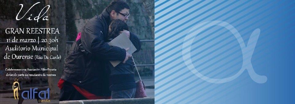 """El corto de Rubén Riós """"Vida"""", un alegato contra las barreras y estereotipos de la discapacidad"""