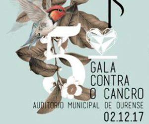 La V Gala contra el cáncer recabará fondos para pacientes con problemas económicos
