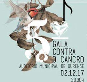 CONDUCTOR GALA CONTRA EL CÁNCER OURENSE (5 EDICIONES)